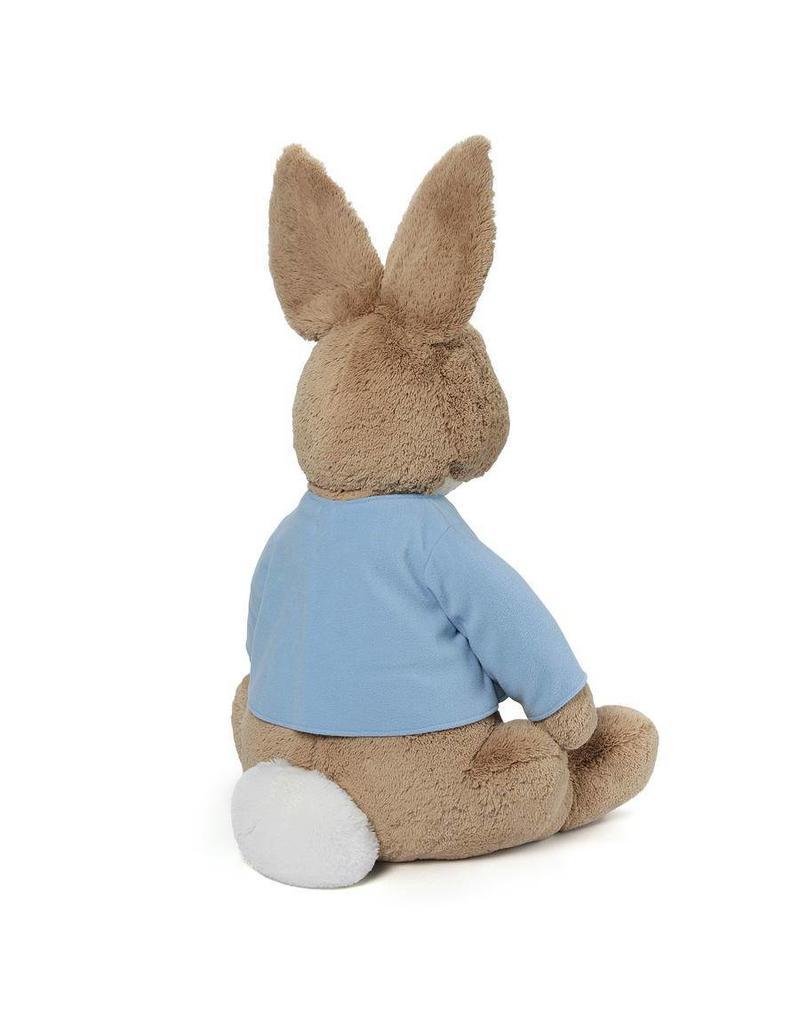 """Gund Peter Rabbit Jumbo  34"""""""