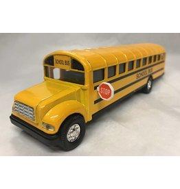"Toysmith School Bus Large 7"""