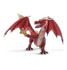 Schleich Dragon Warrior