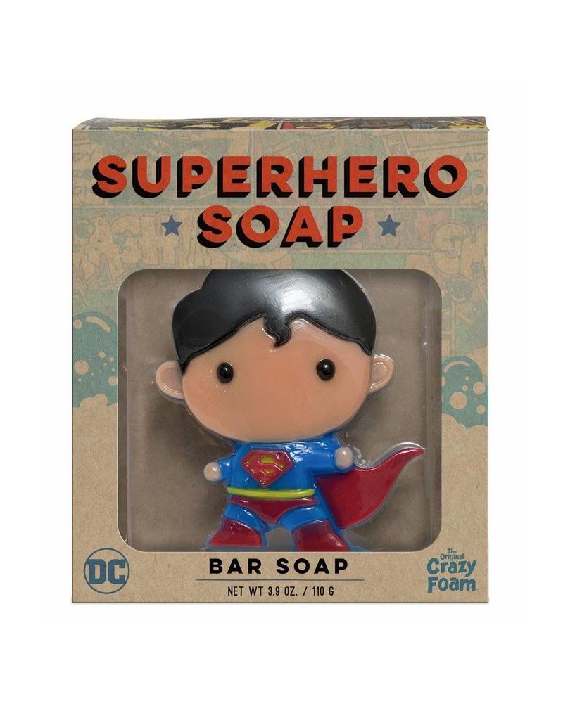 Superhero Soap  Superman
