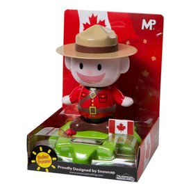 Solar Powered Dancing RCMP
