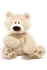"""Gund / Kroeger Gund Philbin Bear Beige 18"""""""