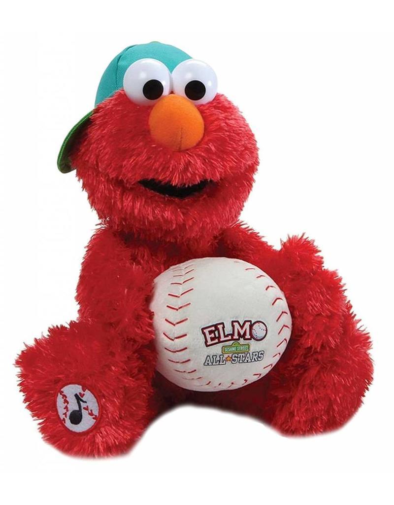 Gund Elmo Singing Baseball Player