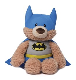 Gund Batman Malone Bear Blue