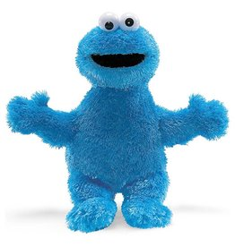 "Gund / Kroeger Gund Cookie Monster 12"" Plush"