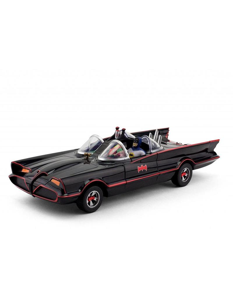 Classic Batmobile with Figures