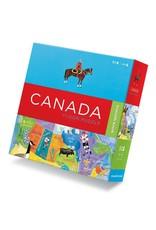 Canada Floor Puzzle