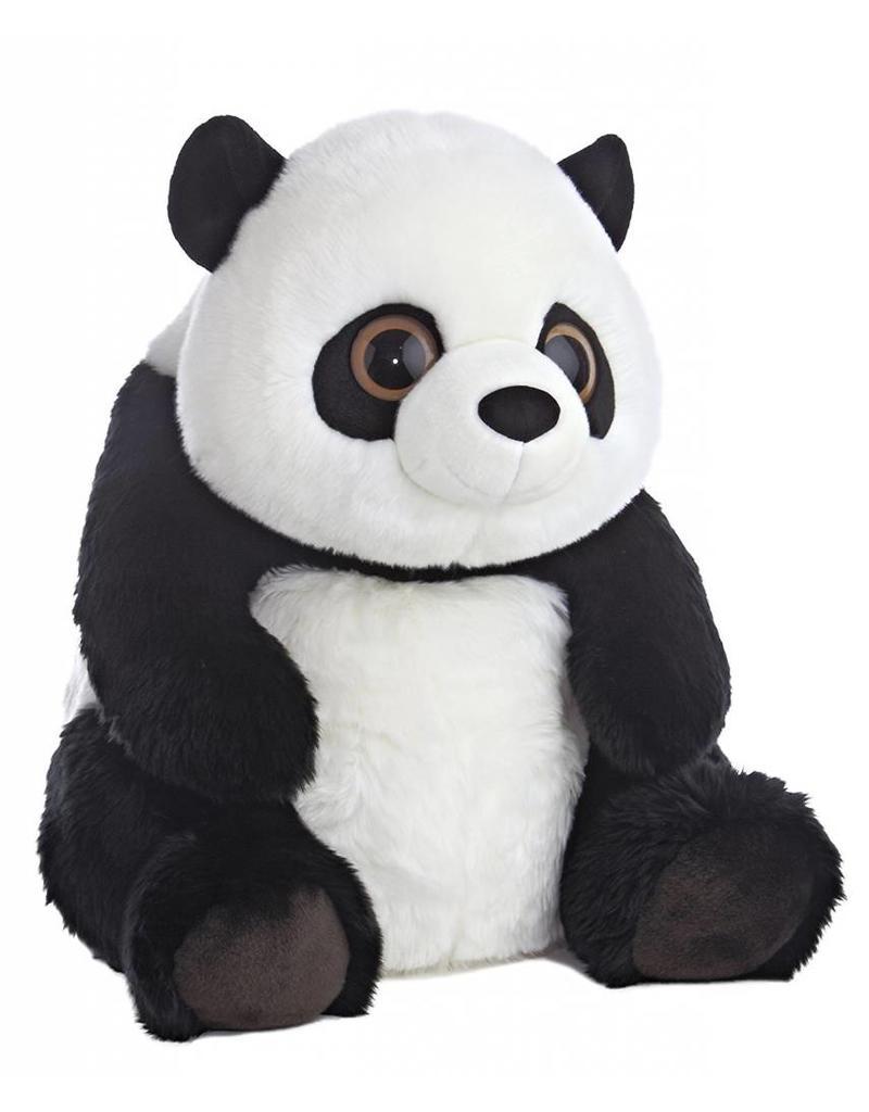"Aurora Lin Lin Sitting Panda Bear 31"""