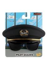 Sunstaches Pilot Cap Glasses