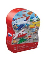 Busy Airport Floor Puzzle 36 PC