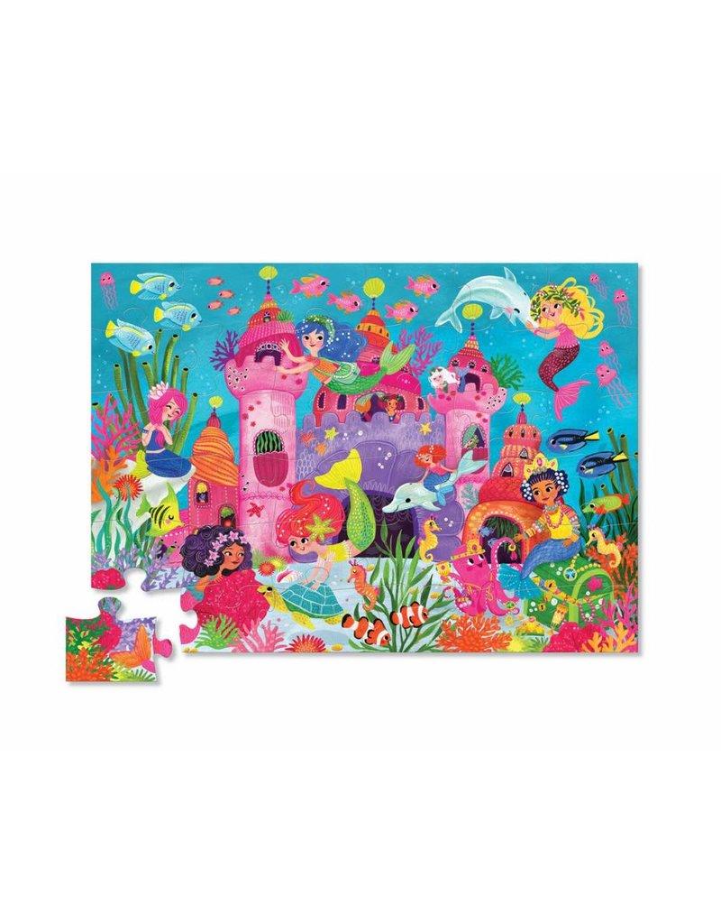Mermaid Palace Puzzle 36 Pc