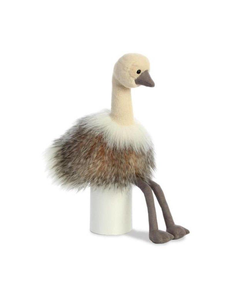 Miyoni Luxe-Sardira Ostrich 12''