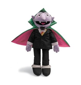 Gund / Kroeger Gund Sesame Street The Count Plush