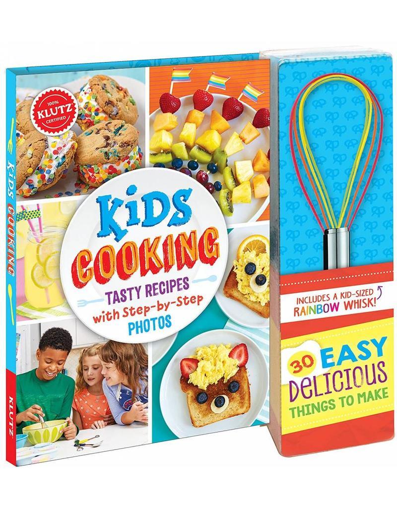 Klutz Kids Cooking Cookbook