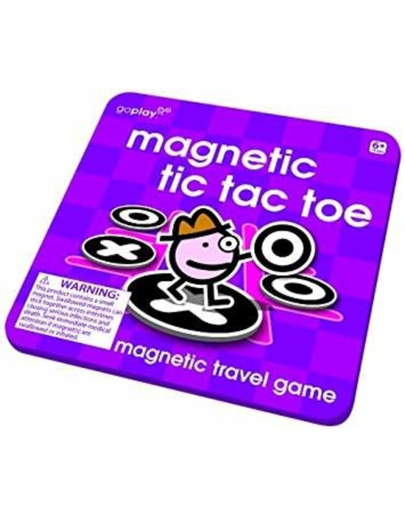 Toysmith Magnetic Tic Tac Toe Travel Game