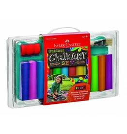 Faber-Castell - Do Art Outdoor Chalk Art