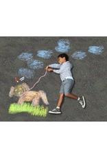 Faber-Castell - Do Art Outdoor Chalk Art
