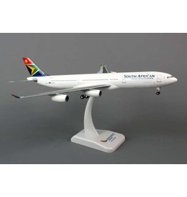Hogan South African A340-300 1/200 W/Gear