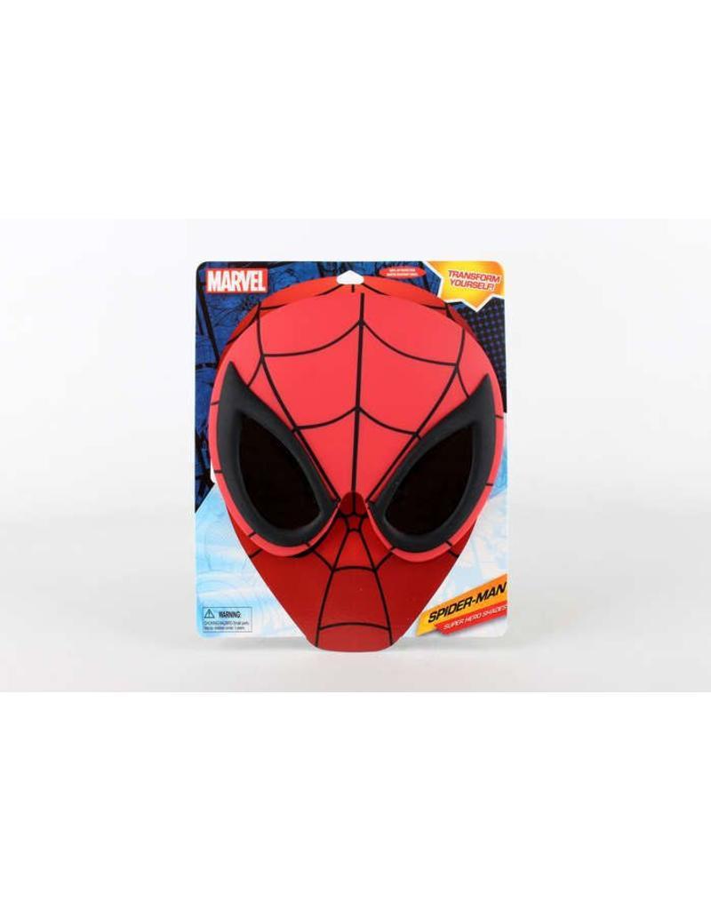 Sunstaches Spider-Man