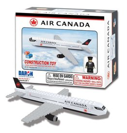 Air Canada 55 Piece Construction Toy New