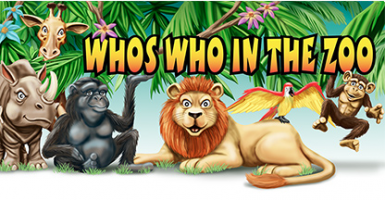 Who's Who in the Zoo | Calgary's Coolest Toy Store