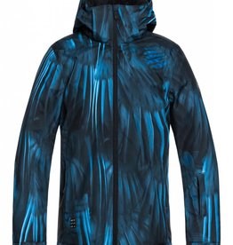 Quiksilver Quiksilver Youth Mission Printed Jacket