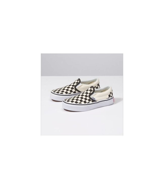 Vans Youth Classic Slip-On Checkerboard