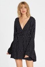Billabong Billabong Womens Night Fever Mini Dress
