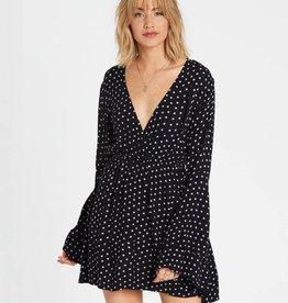 Billabong Billabong Womens Night Fever Mini Dress