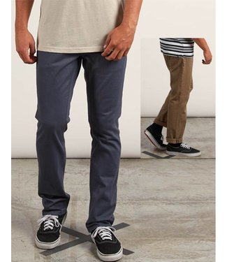Volcom Volcom Mens Vorta 5 Pocket Slub Pant