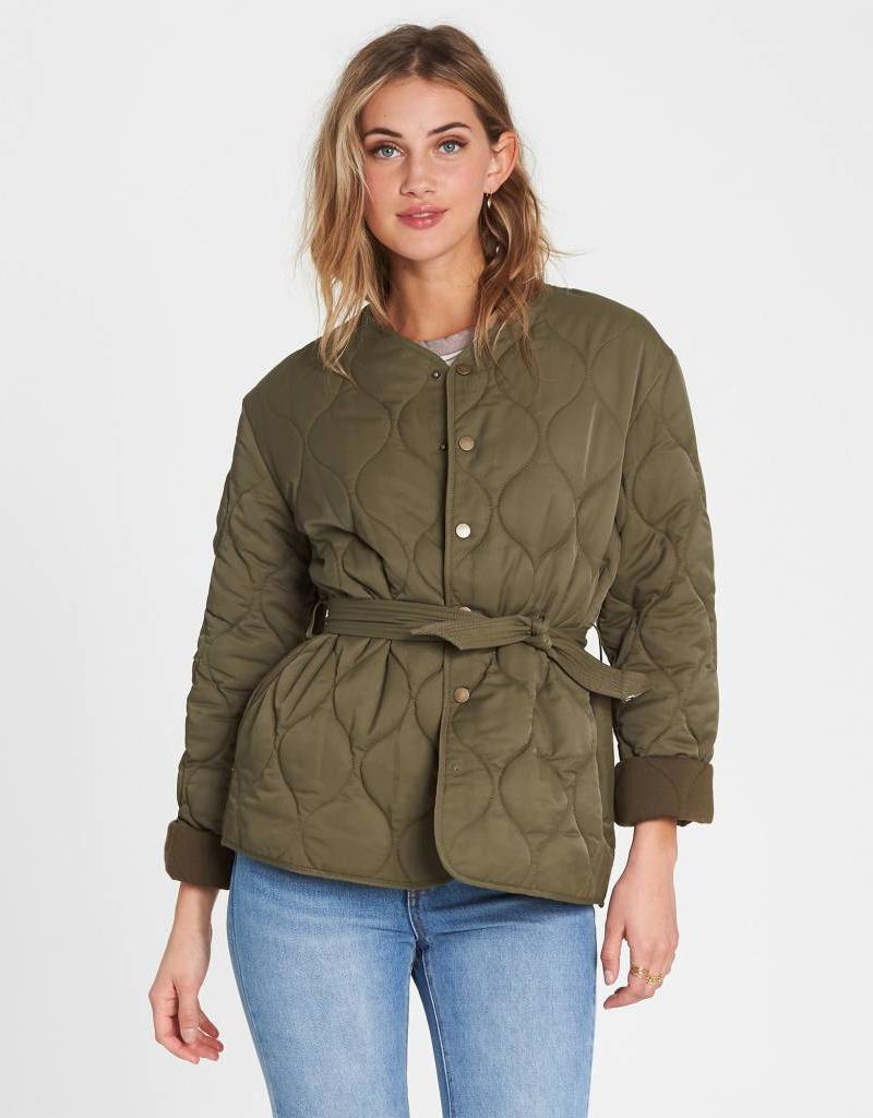 Billabong Billabong Womens Take Detours Jacket