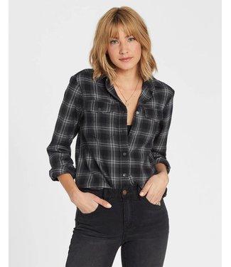 Billabong Billabong Womens Venture Out Flannel Top