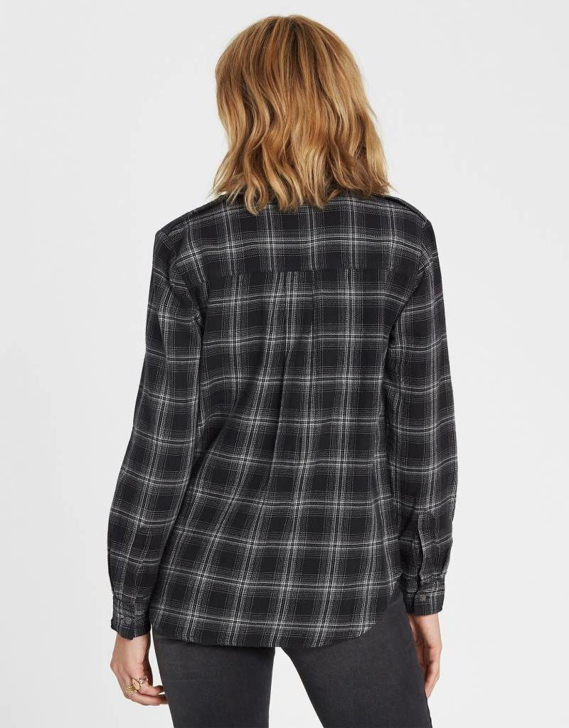 Billabong Billabong Womens Venture Out Flannel Top