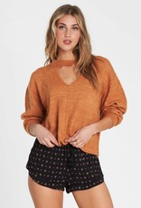 Billabong Billabong Womens Without a Crew Sweater