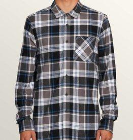 Volcom Volcom Mens Caden Plaid LS Shirt