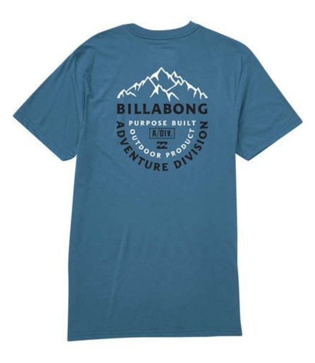 Billabong Billabong Mens Mountaineer Tee
