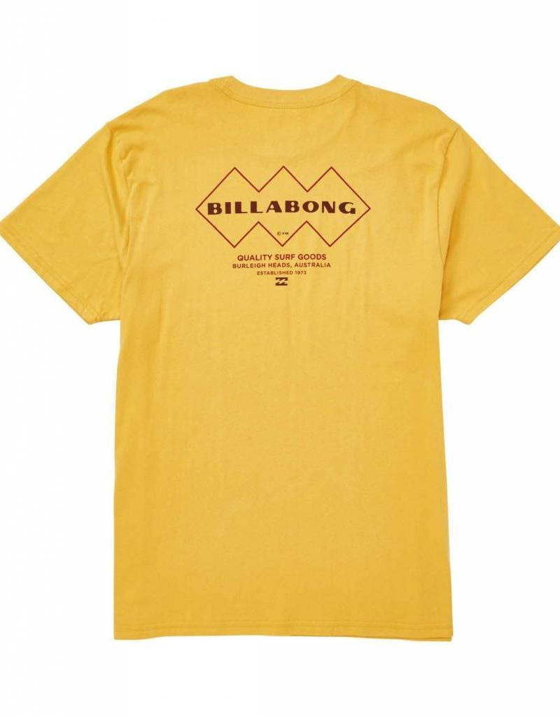 Billabong Billabong Mens Stereophonic Tee