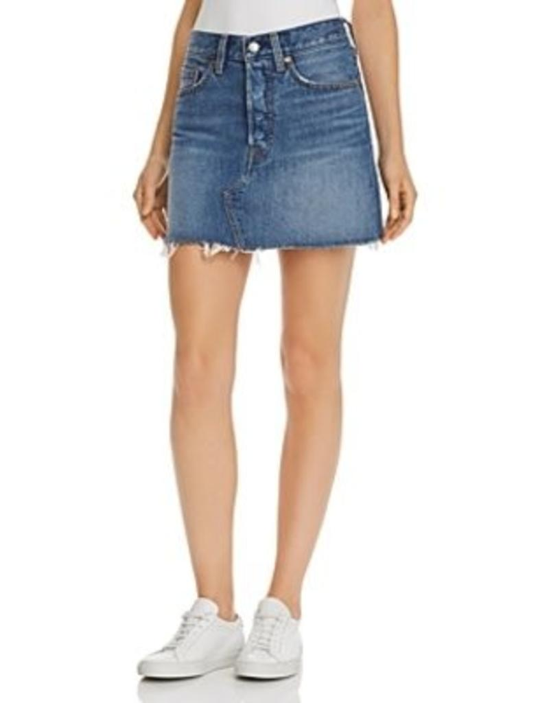 Levis Levis Womens Deconstructed Skirt
