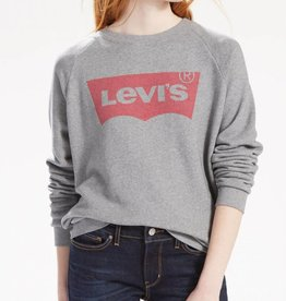 Levis Levis Womens Relaxed Graphic Crew