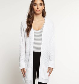 DEX Dex Open Cardigan Sweater
