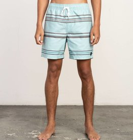 "RUCA RVCA Mens Shattered Elastic 17"" Short"