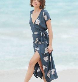 ROXY Roxy Womens District Day Maxi Dress
