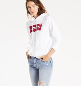 Levis Levis Womens Graphic Sport House Mark Hoody