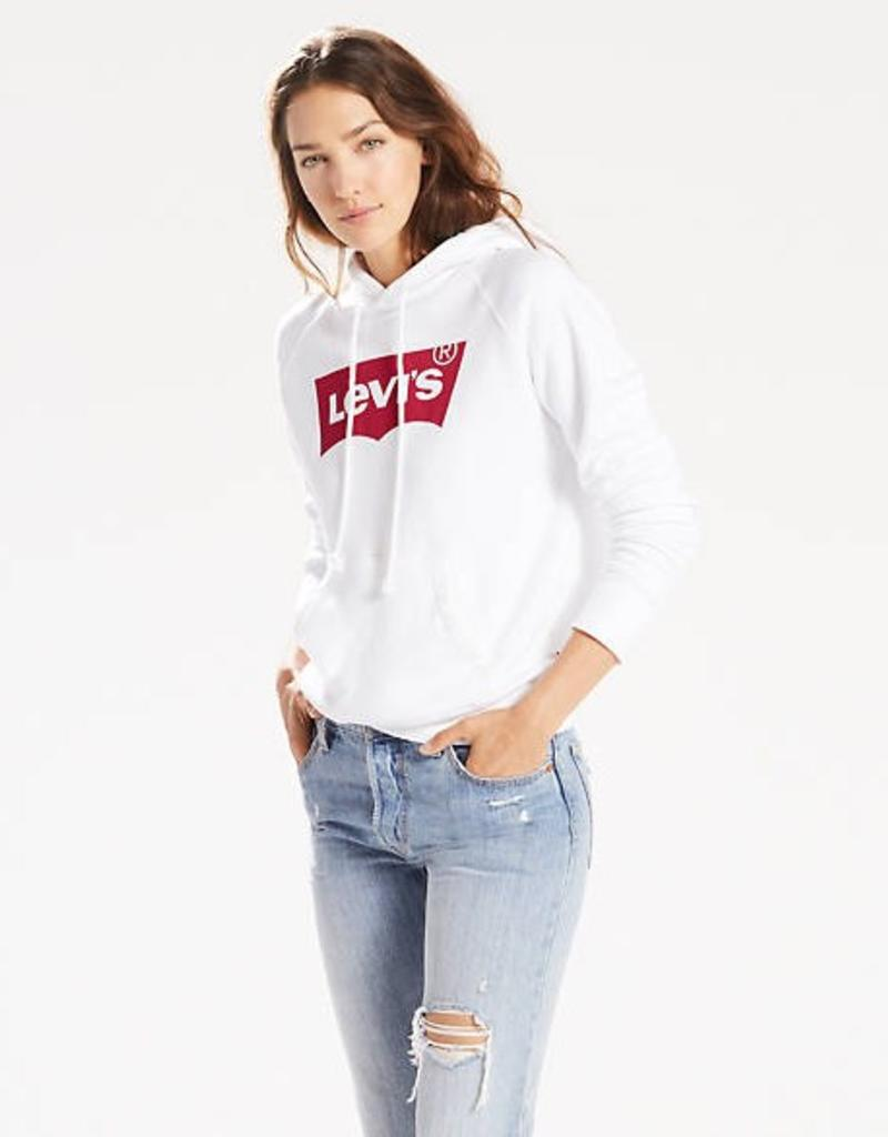 f365aea6b2a936 Levis Womens Graphic Sport House Mark Hoody - 42nd Street Clothing