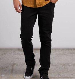 Volcom Volcom Mens Vorta Slim Fit Jean
