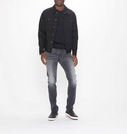 Silver Silver Mens Taavi  Slim Fit Jean