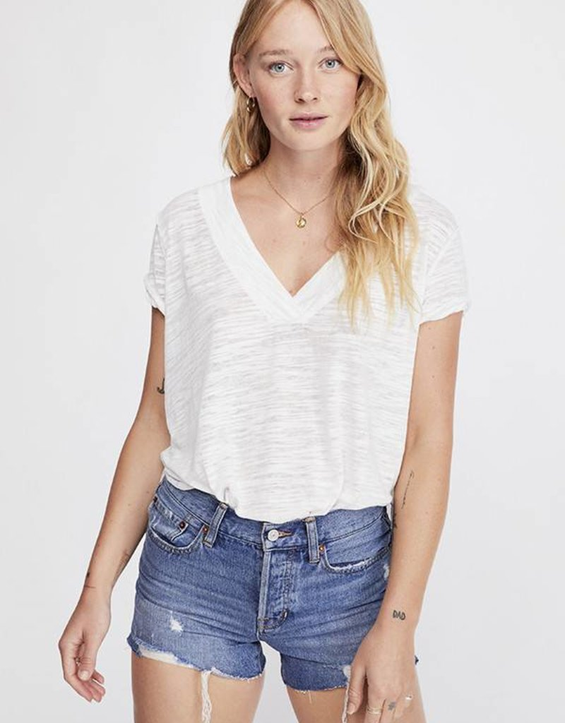 7366edae55 Free People Sundance Tee - 42nd Street Clothing