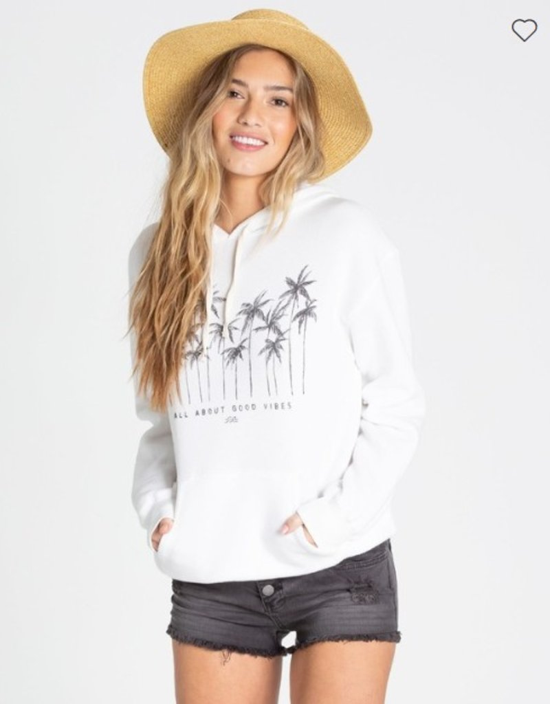 Billabong Billabong Womens Good Vibes Hoody