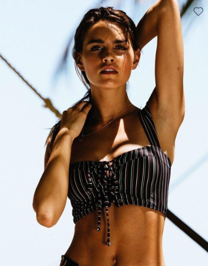Billabong Billabong Womens Mellow Luv Bustier Bikini