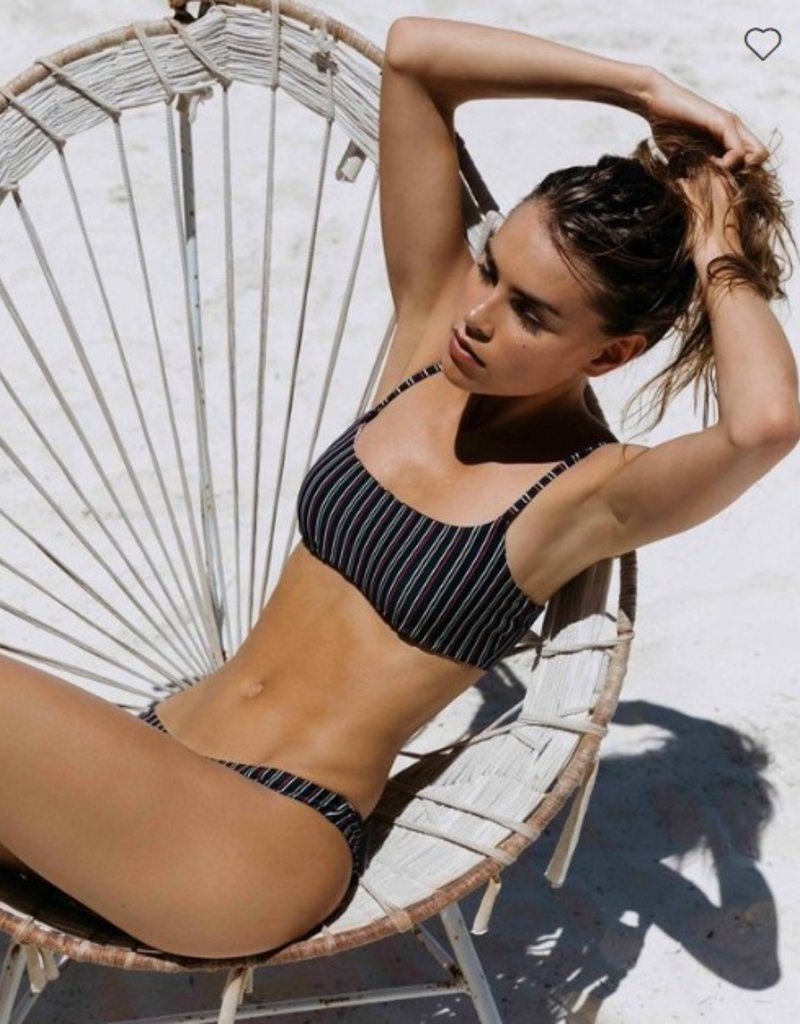 Billabong Billabong Womens Mellow Luv Mini Crop Reversible Bikini Top